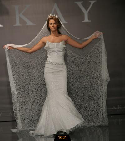 Akay Gelinlik Model No : 1021