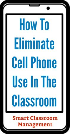 The use of cell phones during instructional time is a pervasive problem that is only growing in intensity. In this article, learn exactly what to do to completely eliminate their use in the classroom.