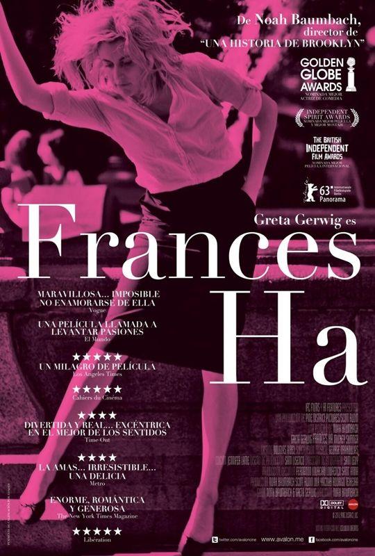 Greta Gerwig es 'Frances Ha': Tráiler español - El Séptimo Arte