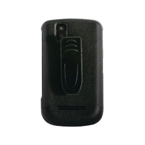 Body Glove - Snap-On Case for BlackBerry 9630 Tour, 9650 Bold - Black