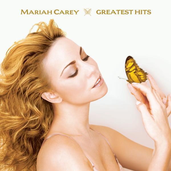 Mariah Carey: Greatest Hits Album Cover by Mariah Carey