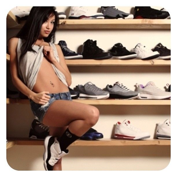 Chicks In Kicks -  Every now and then