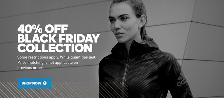 Adidas Canada Sale: Save 40% Off Black Friday Collection for Men Women and Kids! http://www.lavahotdeals.com/ca/cheap/adidas-canada-sale-save-40-black-friday-collection/143064?utm_source=pinterest&utm_medium=rss&utm_campaign=at_lavahotdeals