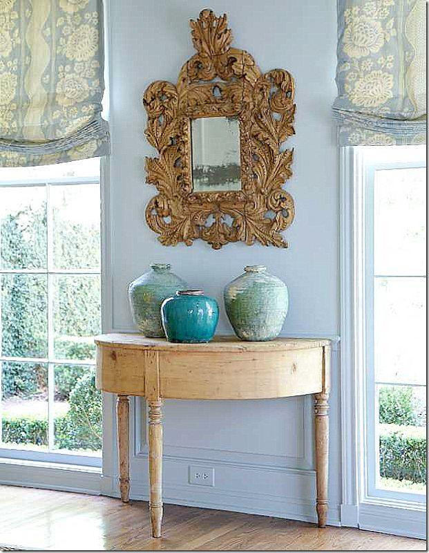 Charming Antique With Modern / Katrin Cargill :/Carol Glasser: Interior Design