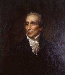John Warren (1753 – 1815) was a Continental Army surgeon during the American Revolutionary War, founder of the Harvard Medical School and the younger brother of Dr. Joseph Warren.