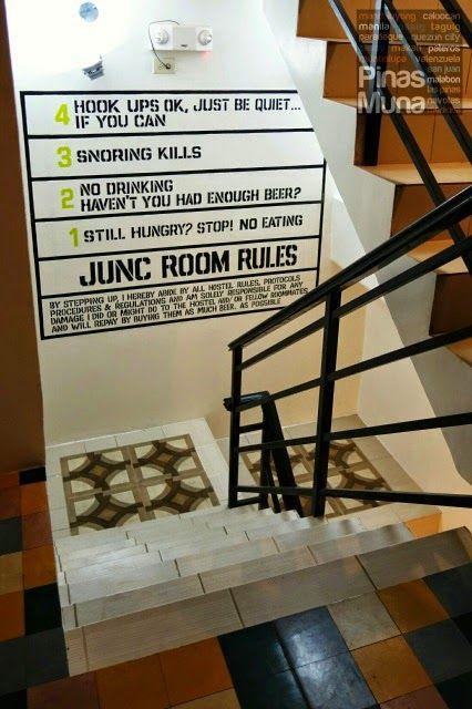 Budget Accommodation in Manila: Junction Hostel Makati