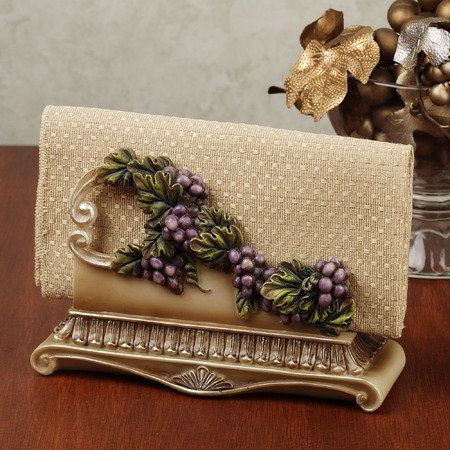 grape themed kitchens | Found on touchofclass.com