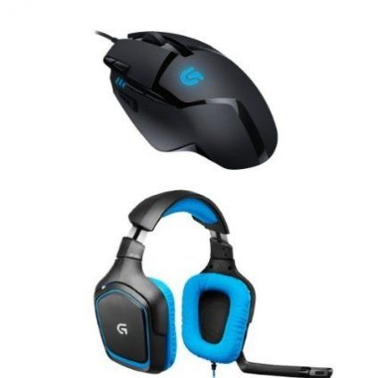 Promo Amazon : Souris Gaming G402 Hyperion Fury + Micro-casque Gaming G430 (Config-Gamer)