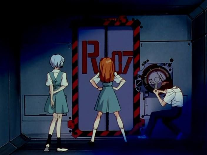 Rei/Azuka/Shinji. R07