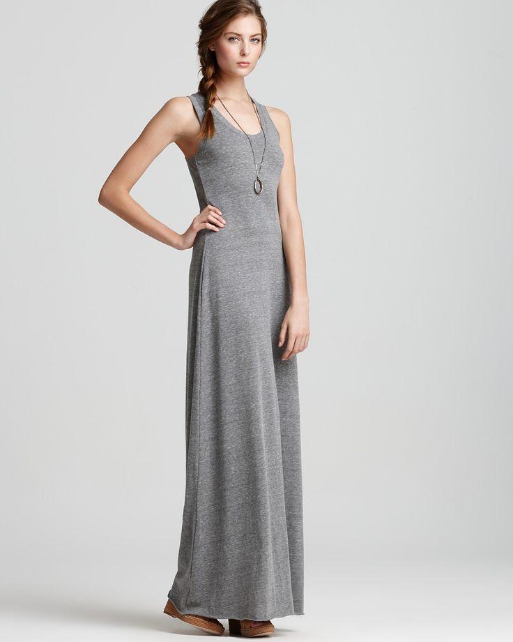 Tara King Sheer Maxi Dress