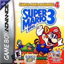 Play Super Mario Advance 4 - Super Mario Bros. 3 (Nintendo Game Boy Advance) online | Game Oldies