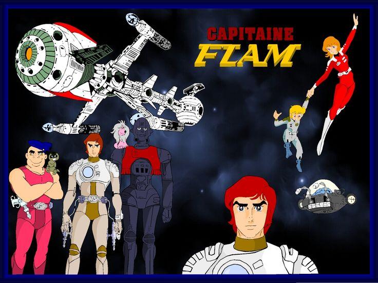 Capitaine Flam,