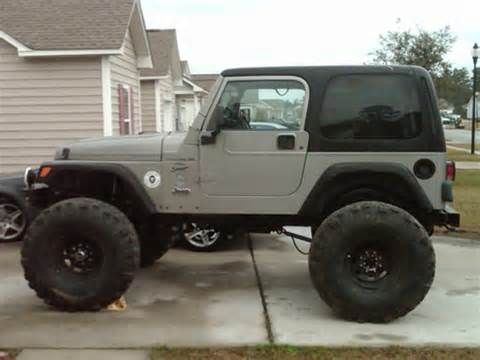 2000 lifted jeep wrangler - Bing Images