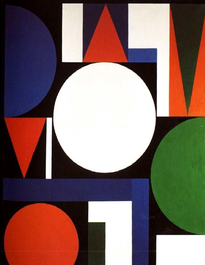Auguste Herbin - (1882-1960)