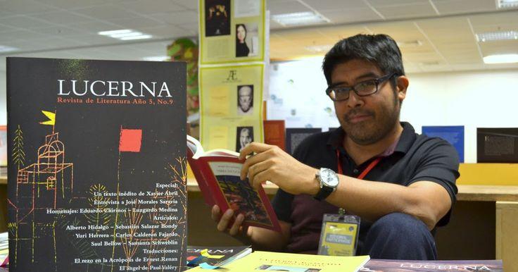 """Julio Isla: """"Nuestro objetivo es publicar libros que nadie más se atreve a editar"""""""