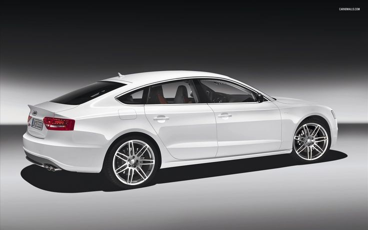My kosen-rufu ride! -- Audi A5 sportback