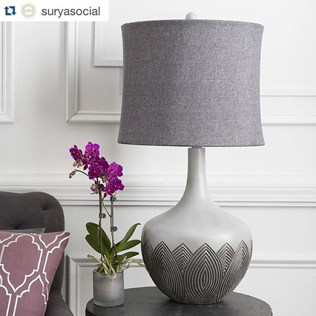 @suryasocial with @cactus_gallery_moscow ・・・ Lighting plays a major part in creating the atmosphere of your home. Introduce contemporary lighting from Surya's expanded collection for a polished look (ALM-972). #cactusgallery #cactus_gallery_moscow #лампа #design #interiors #homedecor #accessories #surya_lighting #surya_програма