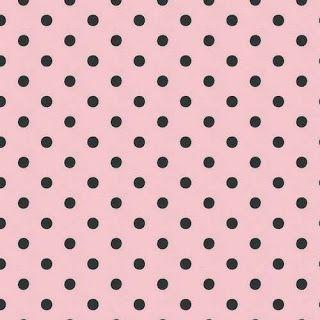 Rosa e Branco com Bolinhas - Kit Completo com molduras para convites, rótulos para guloseimas, lembrancinhas e imagens!