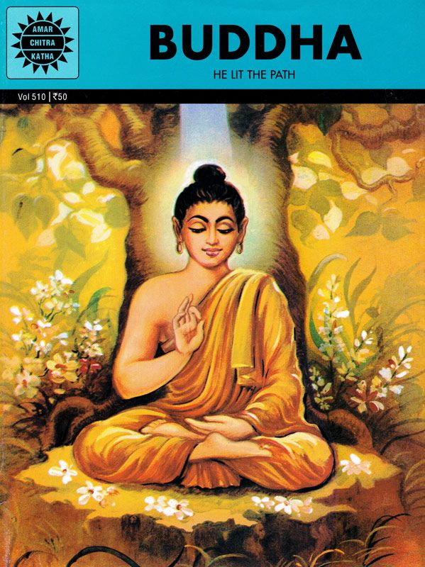 BUDDHA - He Lit the Path