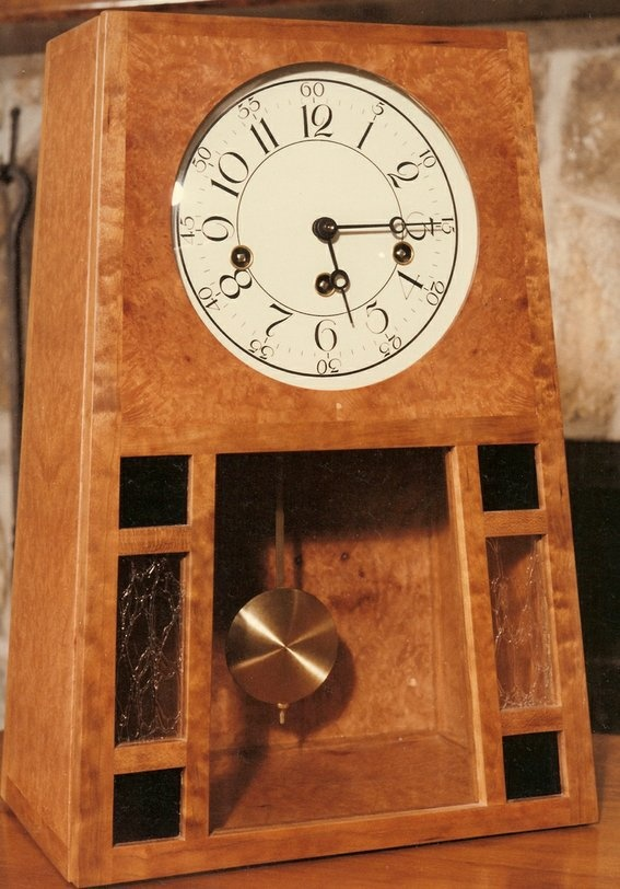 Arts And Crafts Grandfather Clock Plans