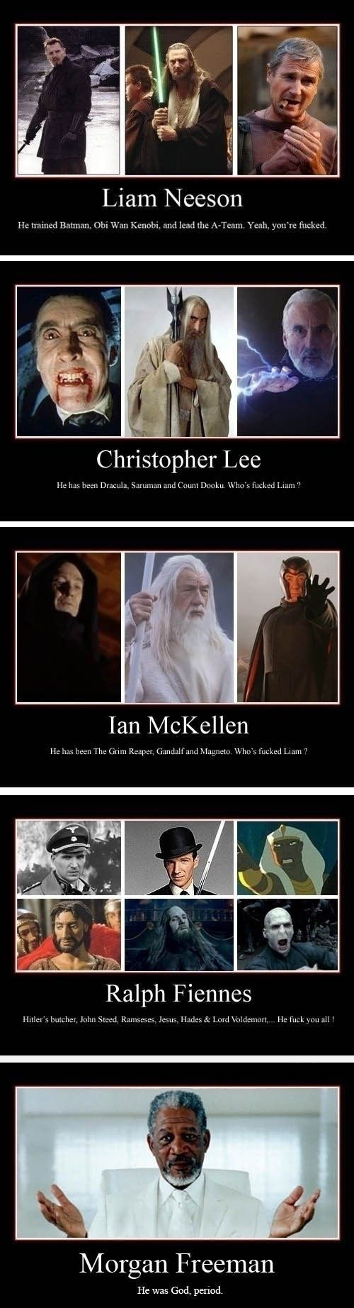 Different Celebrity Roles - funny pictures - funny photos - funny images - funny pics - funny quotes - #lol #humor #funny