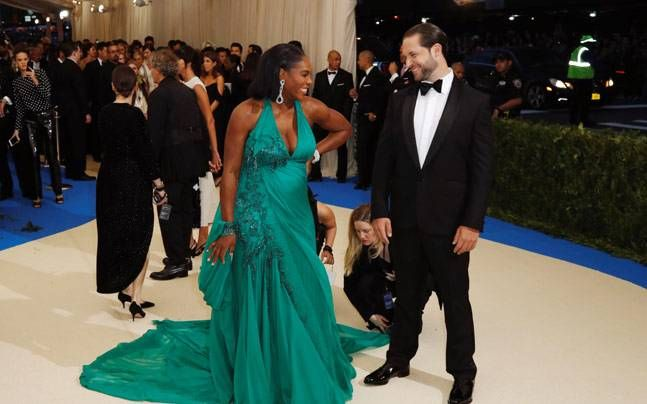Serena Williams' fiance Alexis Ohanian thinks she'll be an awesome mom : Tennis, News http://indianews23.com/blog/serena-williams-fiance-alexis-ohanian-thinks-shell-be-an-awesome-mom-tennis-news/