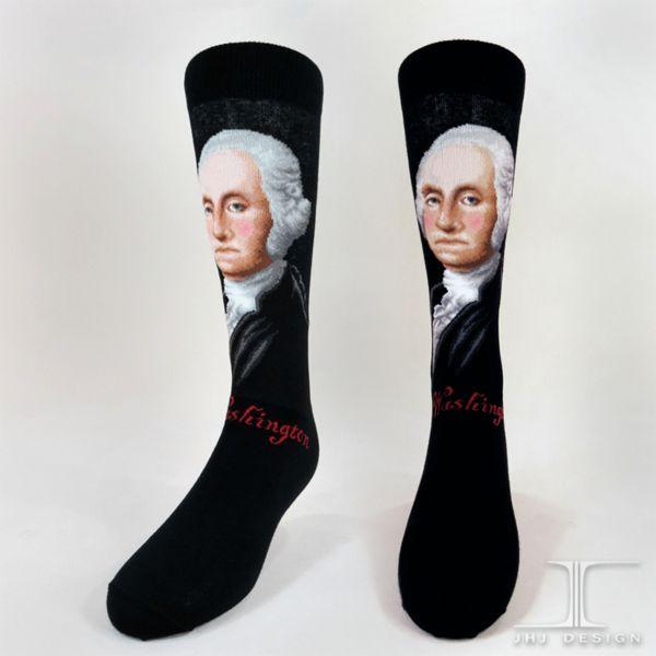 George Washington Men's SOCKS