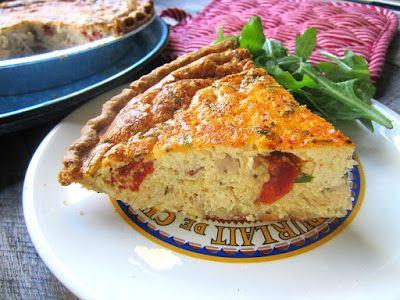 Stacey Snacks: La Tarte au Thon (Tuna Quiche)