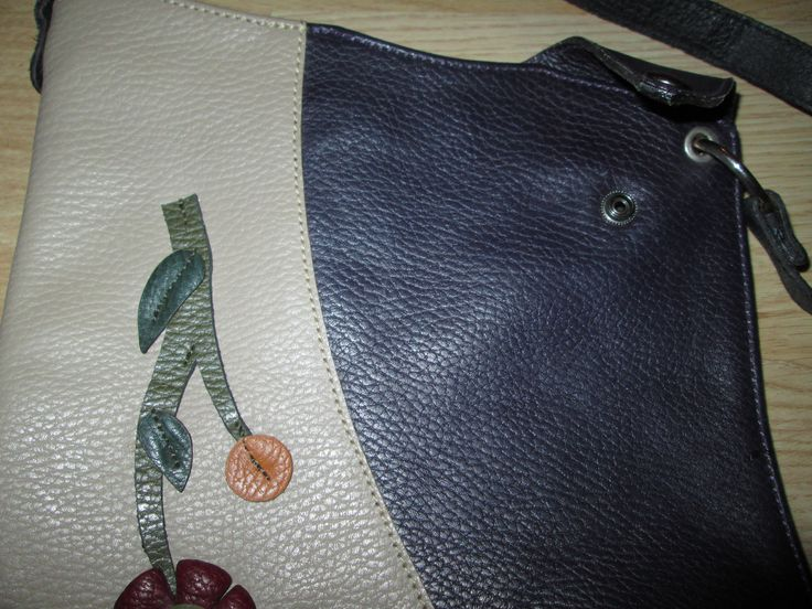 Genuine Leather Brand New Bag