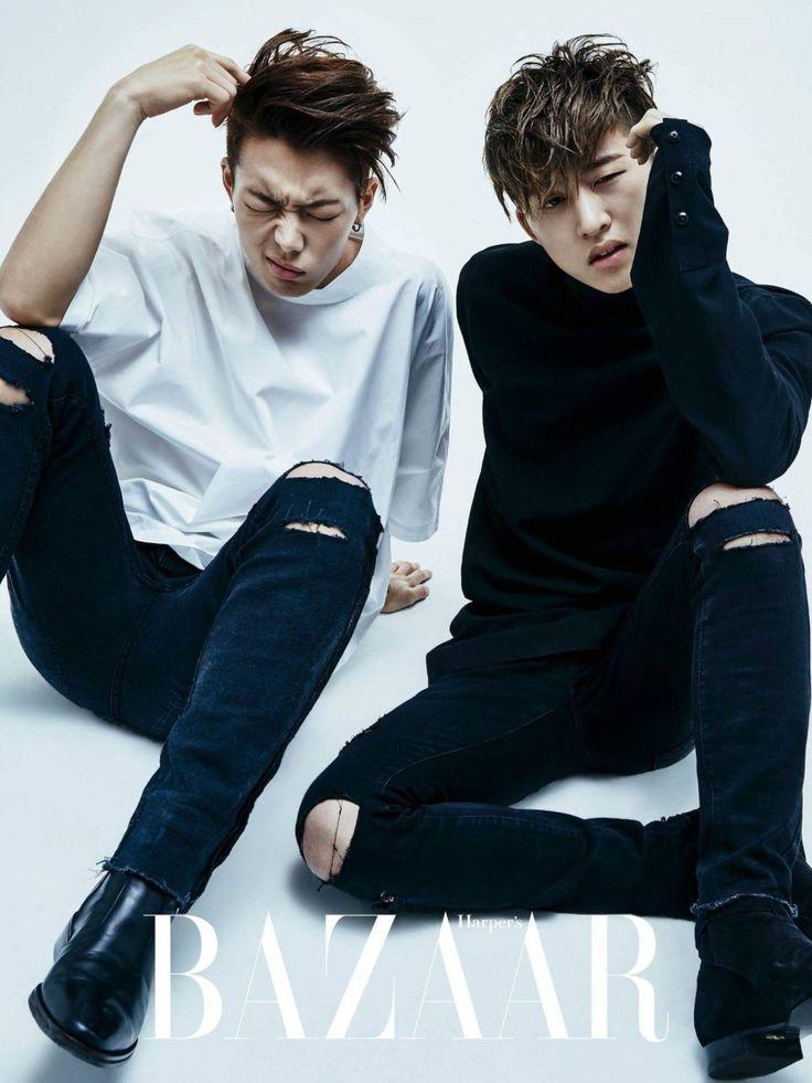 iKON Harper`s BAZAAR Korea February 2016