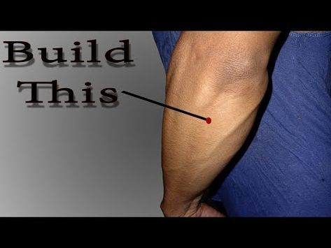 One Exercise To Get Bigger Forearms & Wrist - YouTube