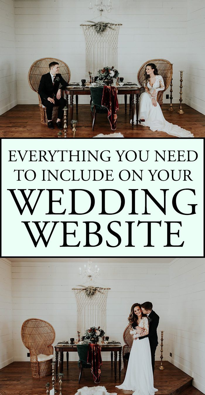 Building your wedding website should be joyful, not stressful! Use this wedding website checklist and Joy for an easy website building experience.