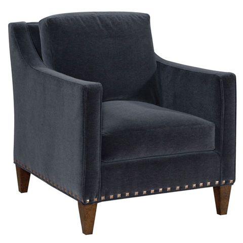 Bentley Churchill  Wakely Club Chair