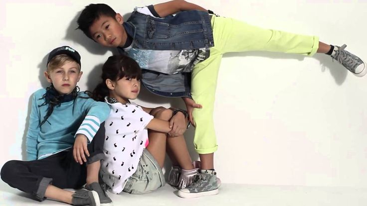 United Colors of Benetton Spring Summer 2015 Kids Campaign