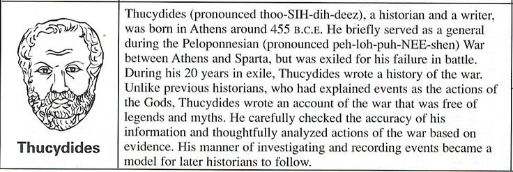 Thucydides — still relevant today?