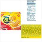 Nabisco Handi-Snacks Ritz Crackers 'N Cheese Dip 0…