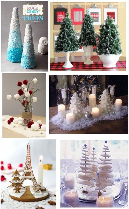 Make Your Holidays: 6 DIY Holiday Centrepieces