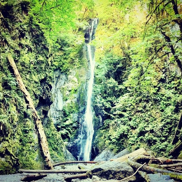 Goldstream Provincial Park in Langford, BC