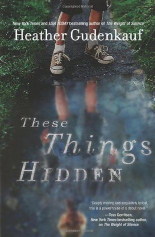 These Things Hidden One of my favorite books! I seriously reccomend this book to EVERYONE! It's an amazing book and I love it!