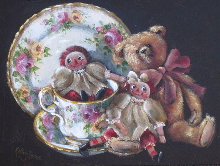 Kathy Karas — Small Treasures  (800x6050
