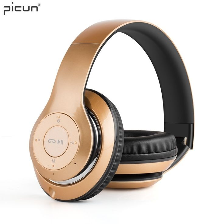 26.30$  Watch here - http://alizwm.shopchina.info/go.php?t=32809604231 - Picun BT-09 Bluetooth Headphones Wireless Stereo Headsets earbuds with Mic Support TF Card FM Radio for iPhone Samsung 26.30$ #buymethat