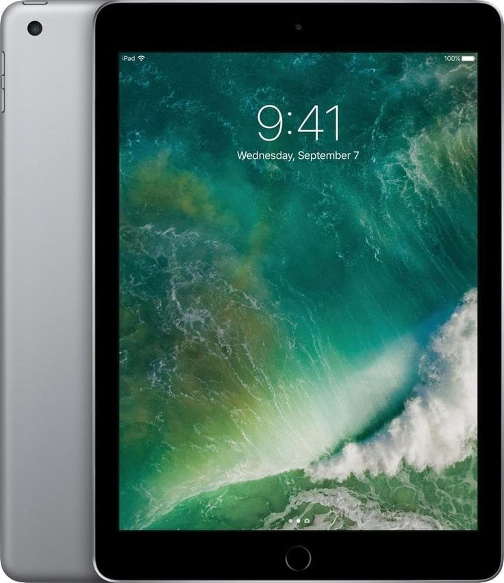 """New Apple iPad 9.7"""" 32GB WiFi Tablet for $280  free shipping #LavaHot http://www.lavahotdeals.com/us/cheap/apple-ipad-9-7-32gb-wifi-tablet-280/227758?utm_source=pinterest&utm_medium=rss&utm_campaign=at_lavahotdealsus"""