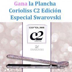 Gana la #Plancha Corioliss C2 Edición Especial Swarovski ^_^ http://www.pintalabios.info/es/sorteos-de-moda/view/es/4963 #ESP #Sorteo #Peluqueria