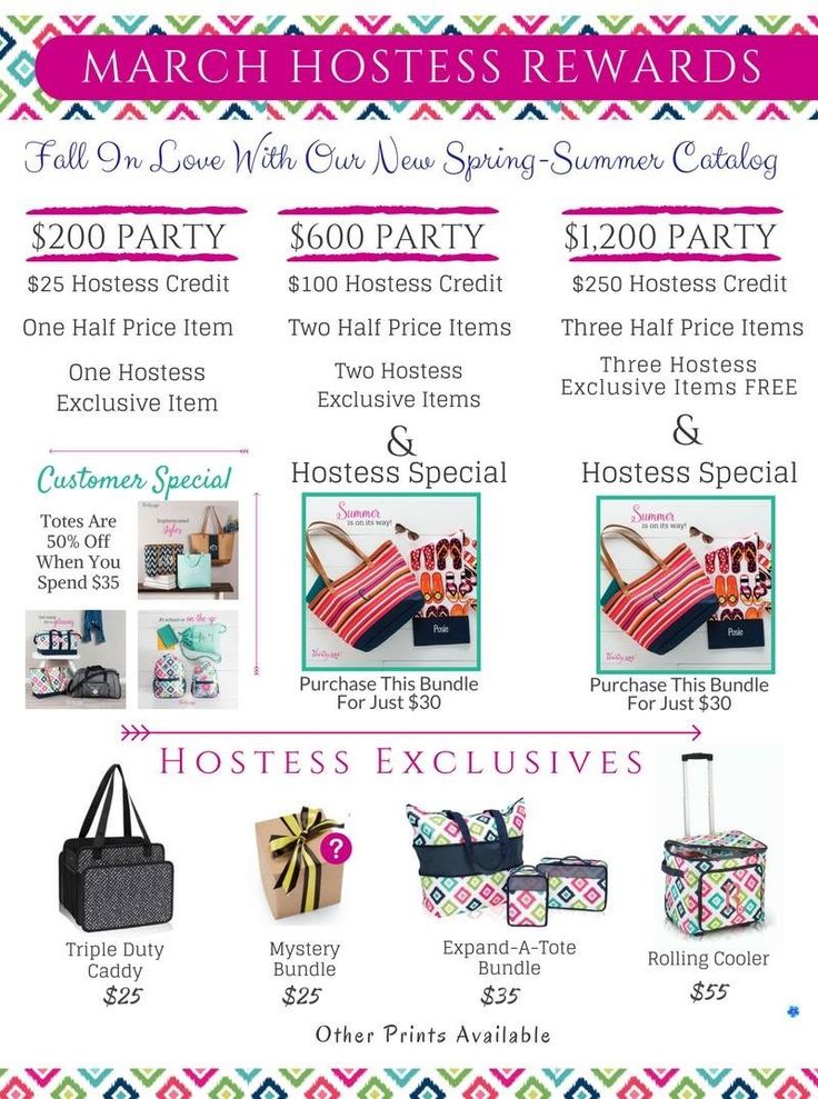 Contact me today to take advantage of our March customer or hostess exclusives! www.mythirtyone.com/kimsbagswag