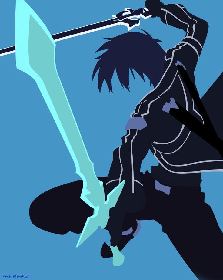 Kirito iPhone Wallpapers Pinterest Sword Art Online
