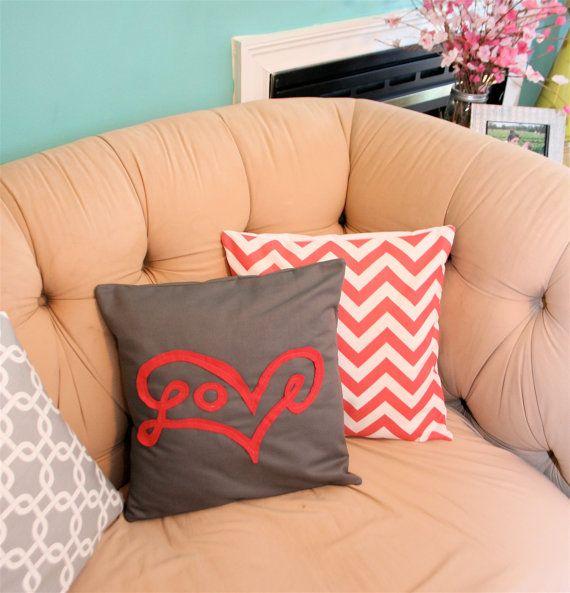 love the 'love' pillow!!