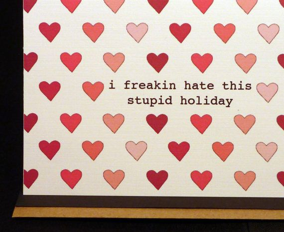awesome anti valentines day cards 22 photos in fun category fun photos