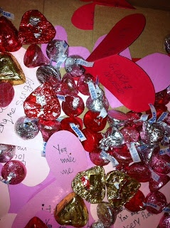 How to Give a Missionary a Heart Attack  missionary package idea, valentine's day, fun packages