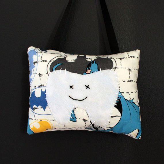 Kids Tooth Fairy Pillow