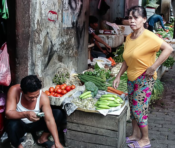 Market People Jakarta